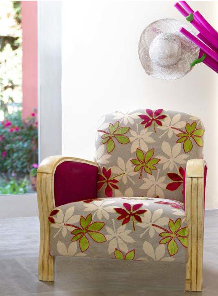 tissu pour fauteuil ponthieu